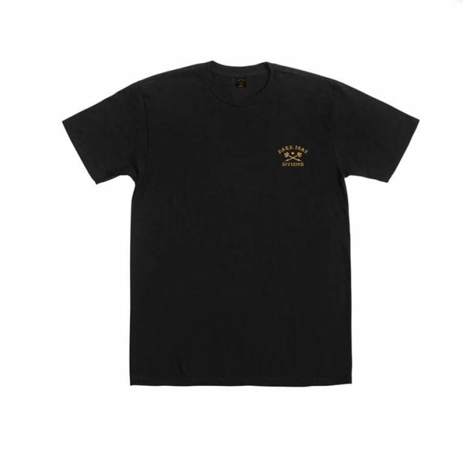 Dark Seas Take Over T-Shirt - Black