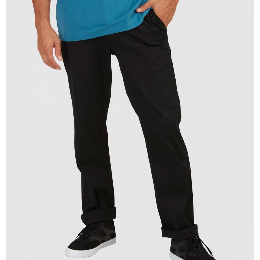 Dc Shoes Worker Chinos - Black
