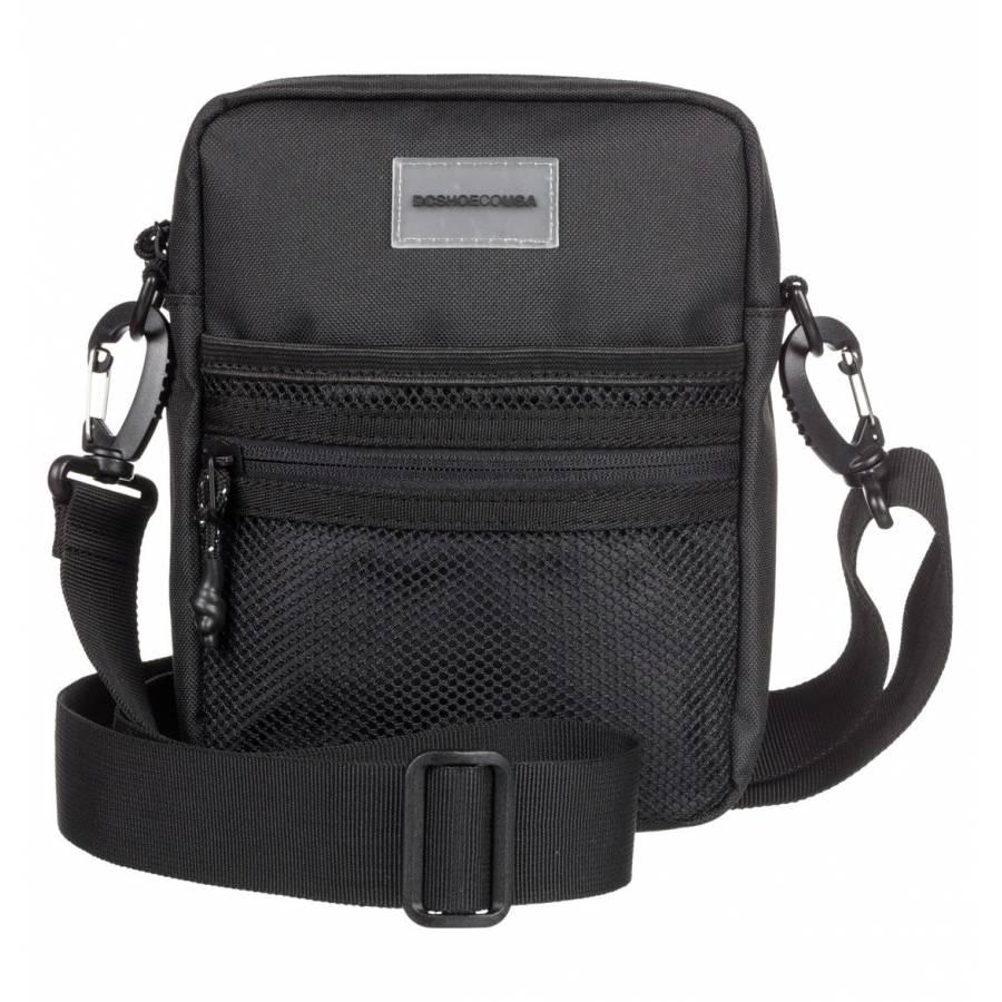 Dc Shoes Starcher 2.5L Shoulder Bag - Black