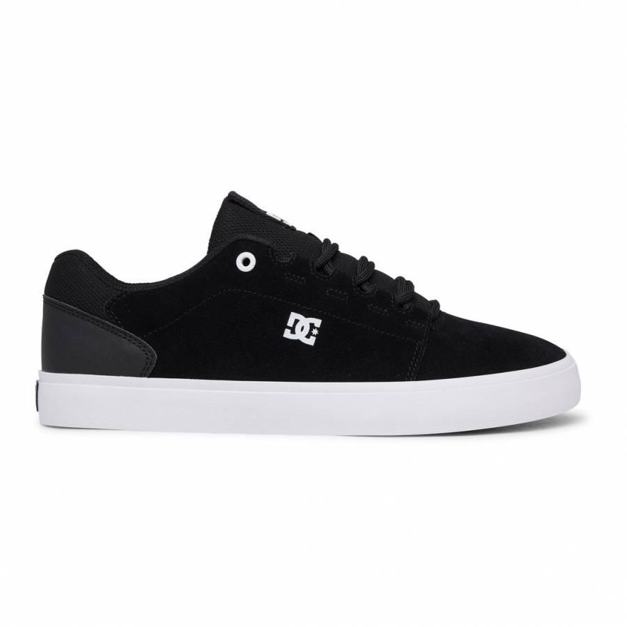 DC Shoes Men's Hyde Shoes - Black / Black / White