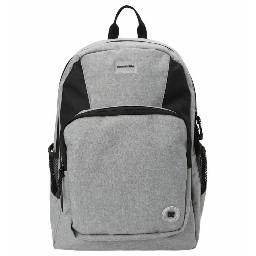 Dc Locker 3 23L Medium Backpack - Heather Grey