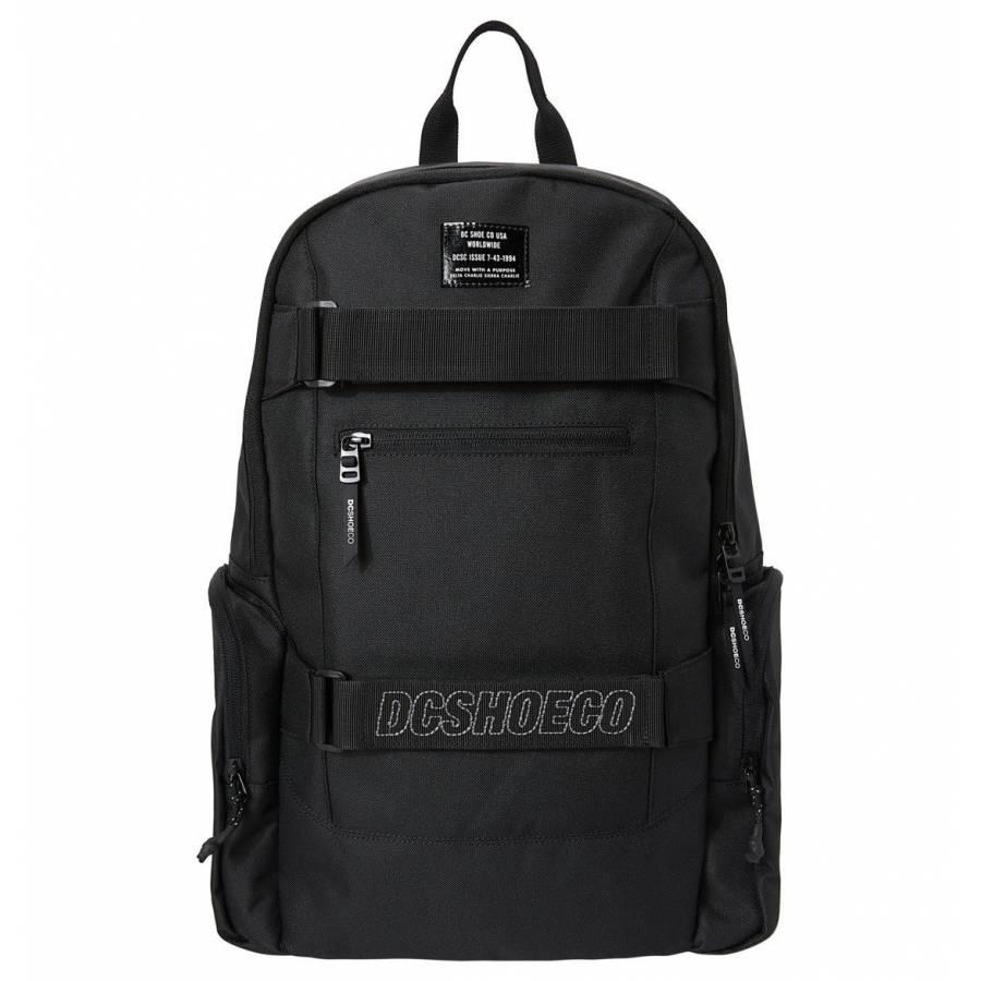 Dc Breed 22L Medium Backpack - Jet Black