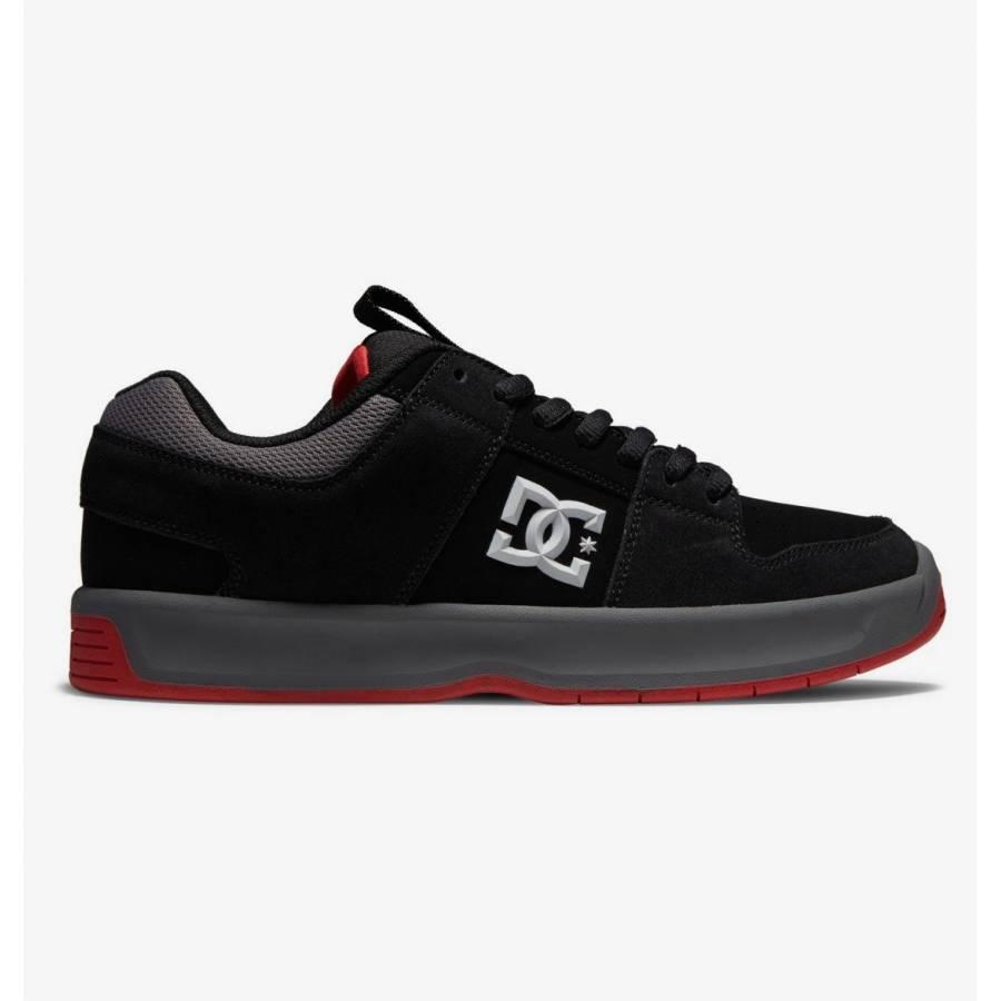 Dc Shoes Lynx Zero Skate Shoes - Black / Grey / Re...