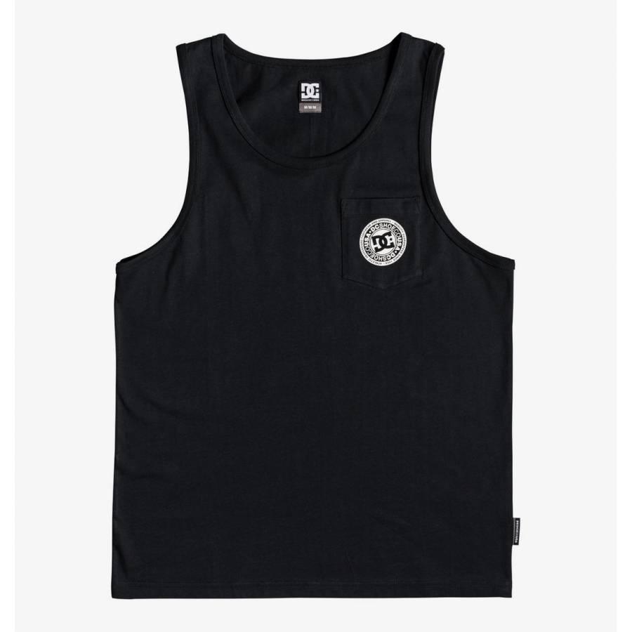 DC Shoes Pocket Vest - Black