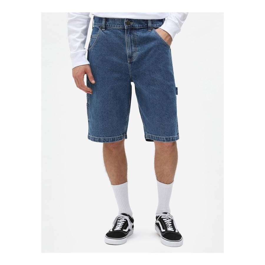 Dickies GaryVille Denim Short - Classic Blue