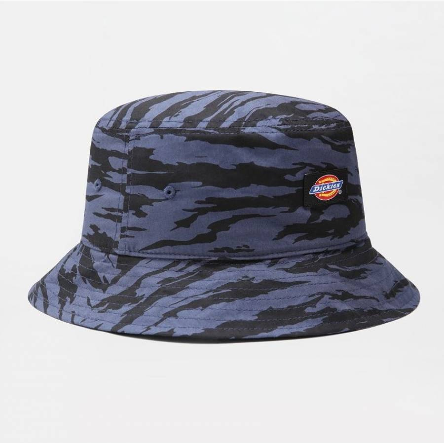 Dickies Quamba Bucket Hat - Navy Blue
