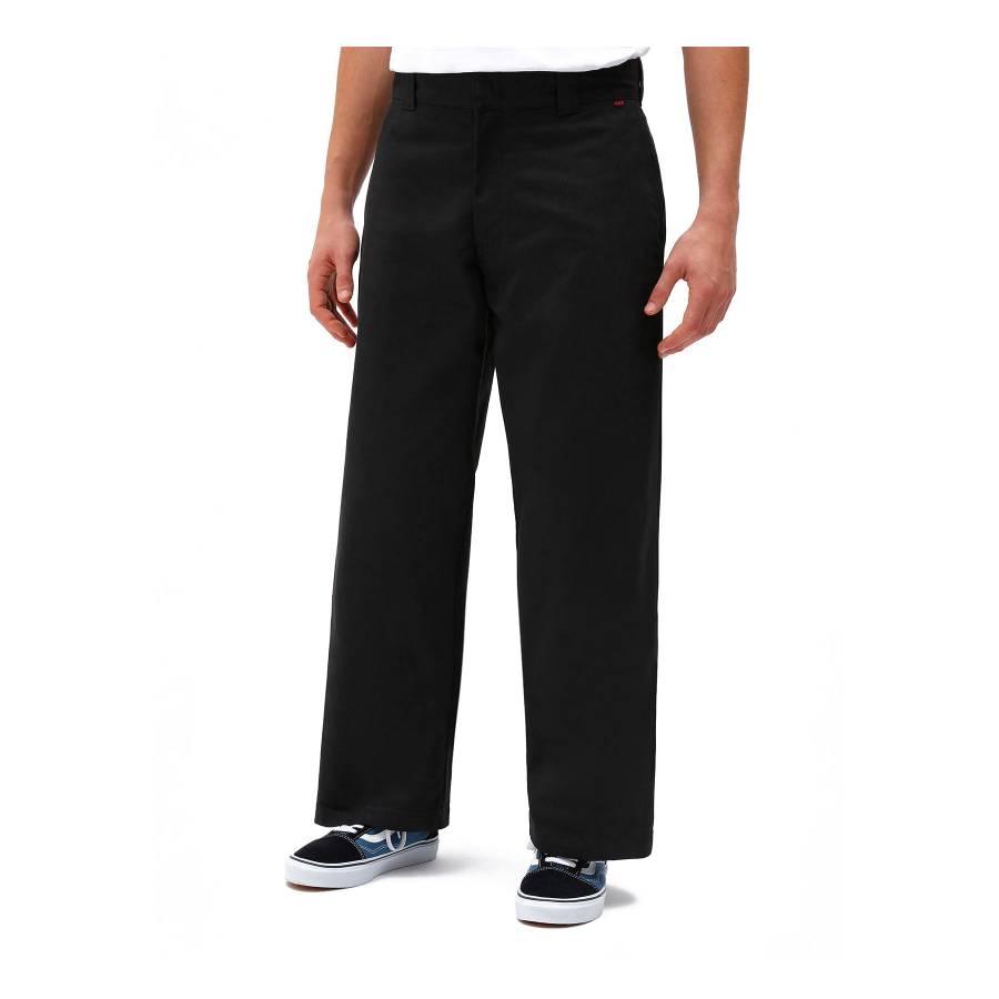 Dickies Slim Straight Work Pant Flex - Black