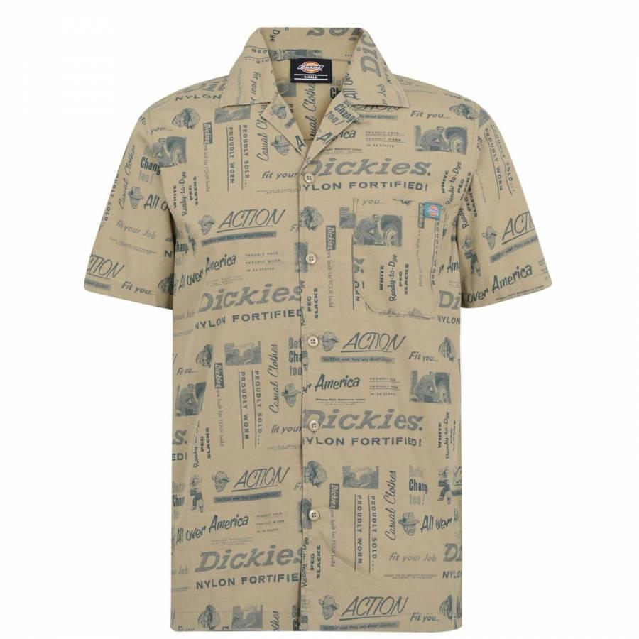 Dickies Pillager Shirt - Khaki