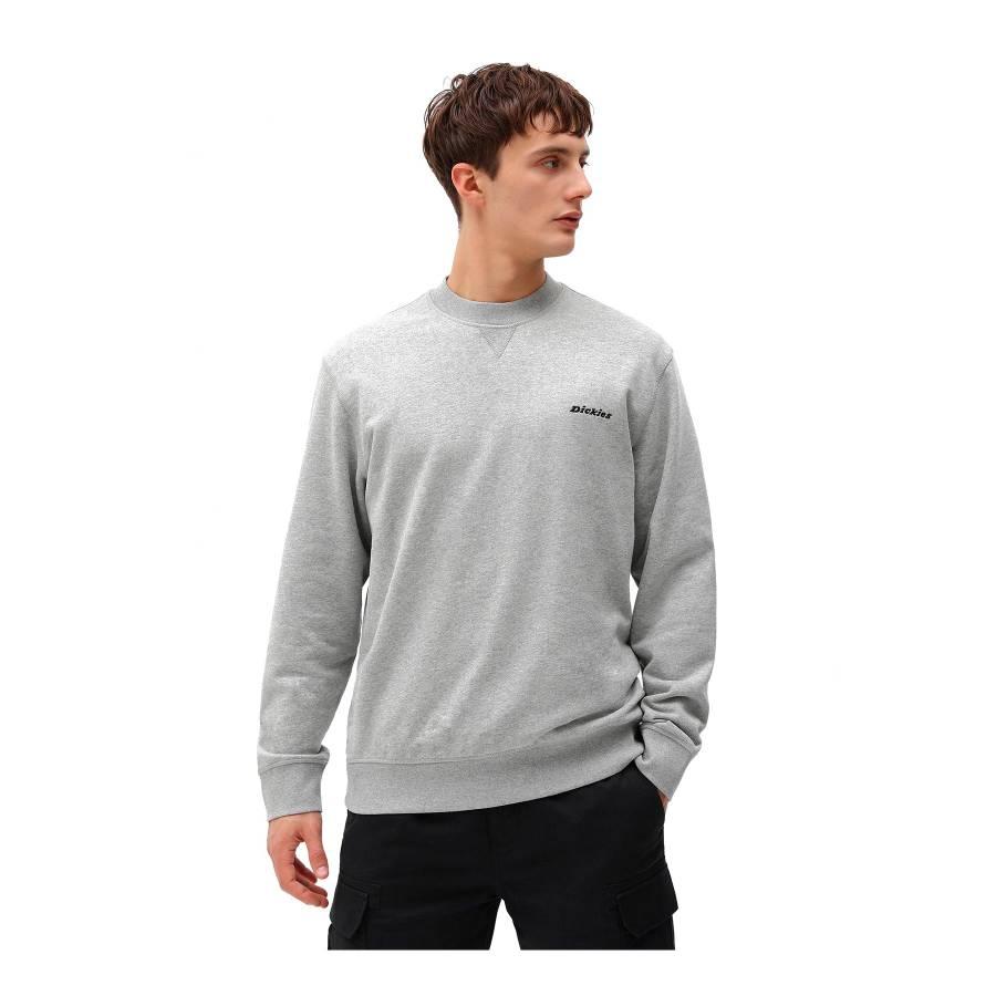 Dickies Loretto Sweatshirt - Grey-Melange