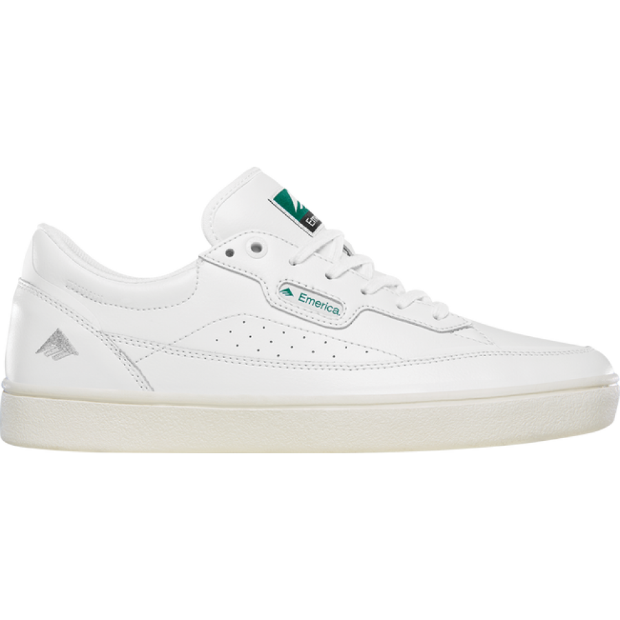 Emerica Gamma Shoes - White