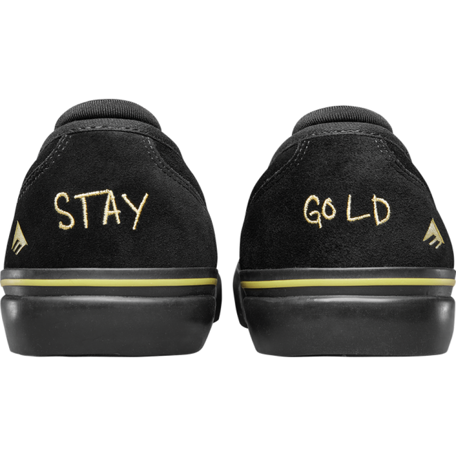 Emerica Wino G6 Slip-on Stay Gold
