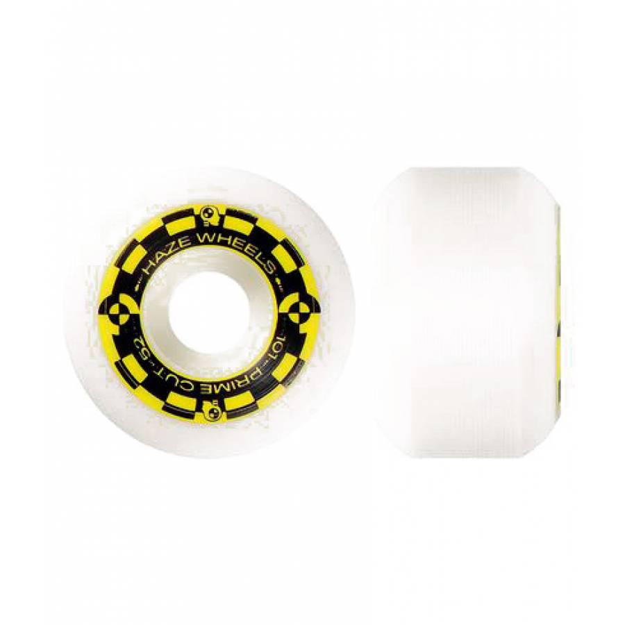Haze Wheels Prime Cut II V5 Wheels ( White ) 52MM ...