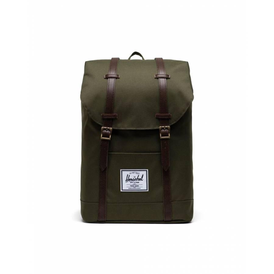 Herschel Retreat Backpack - Ivy Green / Chicory Co...