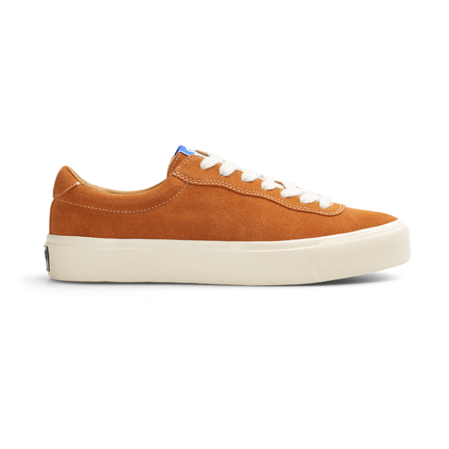 Last Resort AB VM001 Suede Lo Shoes - Cheddar / White