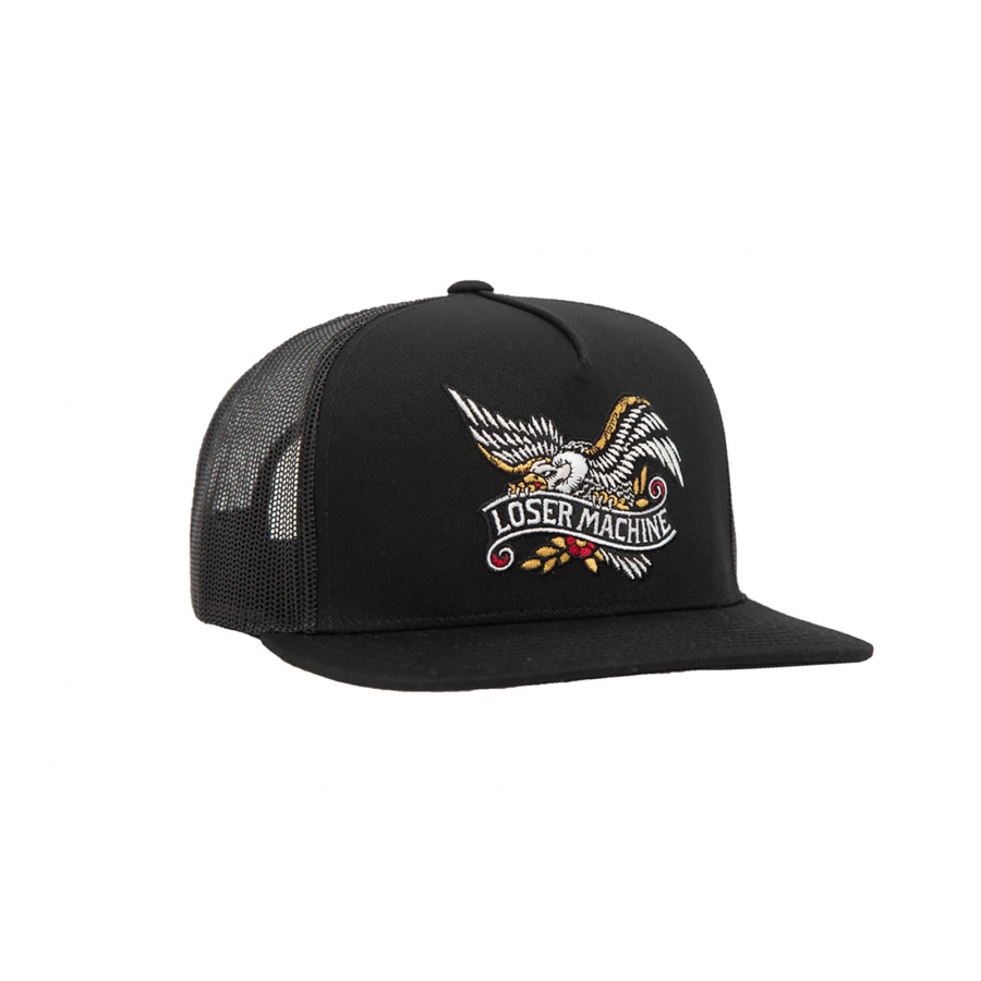 Loser Machine Glory Hat Hat - Black