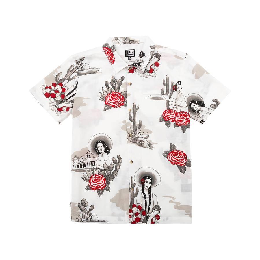 Loser Machine Rosarito Shirt - White