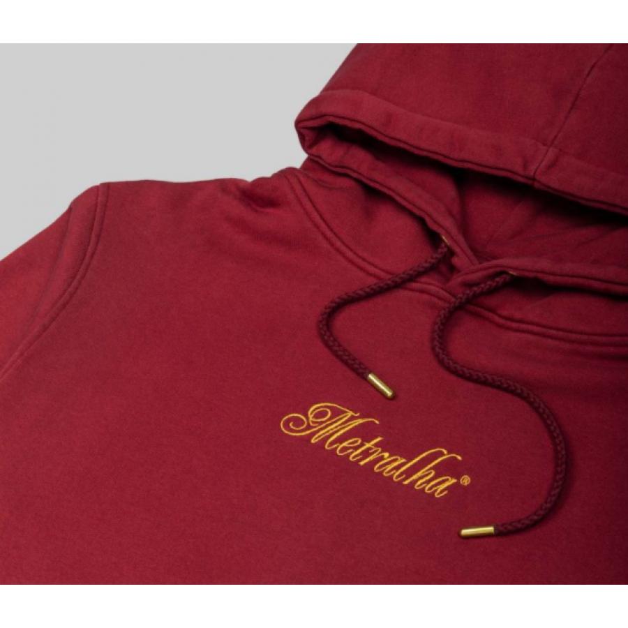 Metralha Renaissance Hoodie - Bordeaux