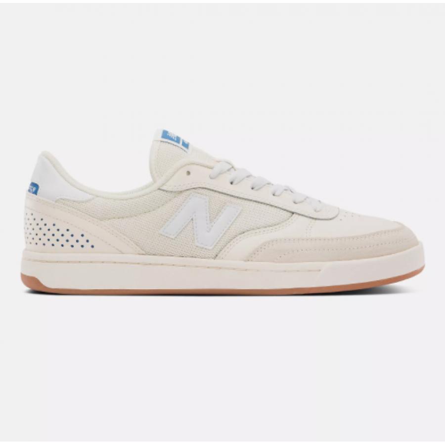 New Balance Numeric 440 Shoes - White