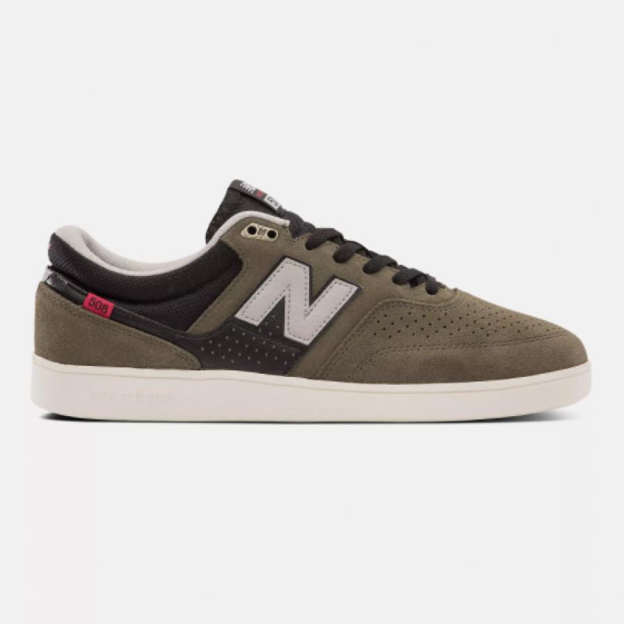 New Balance Numeric 508 - Olive / Black