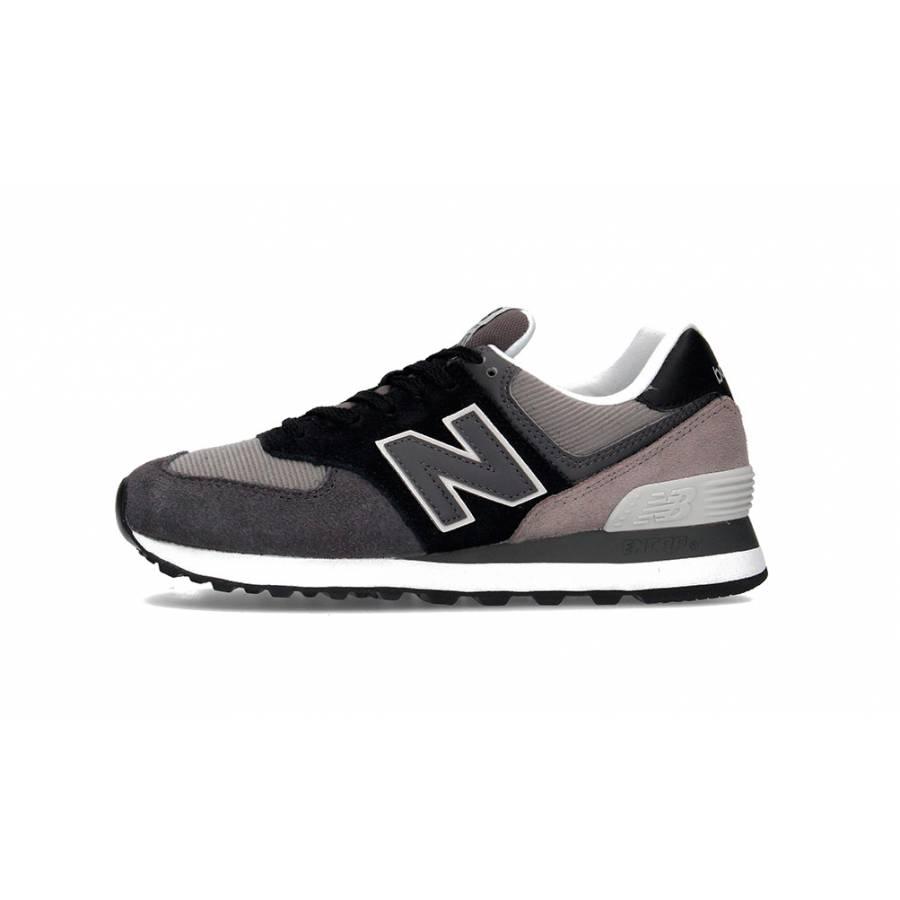 New Balance 574 - Black / Grey