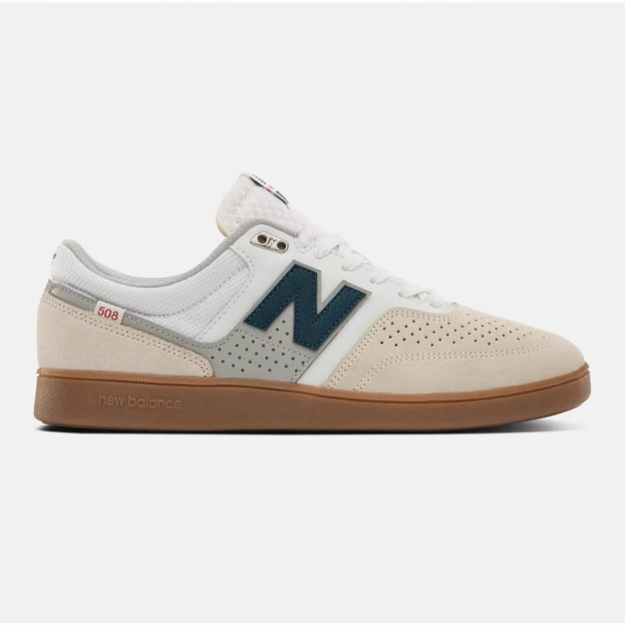 New Balance Numeric 508 - White/Blue