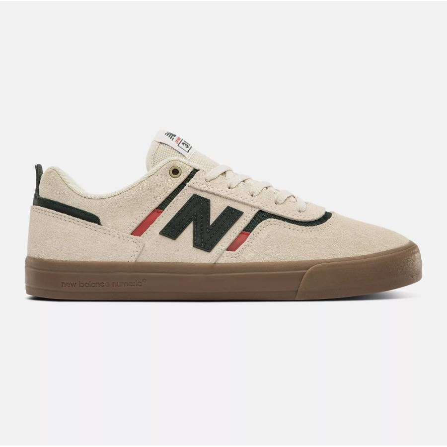 New Balance Numeric NM306 - White/Green