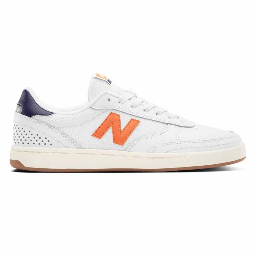 New Balance Numeric NM440 - White