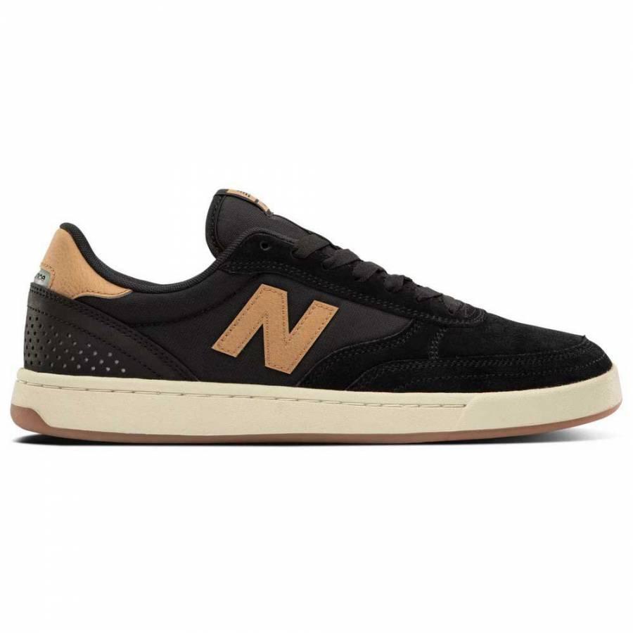 New Balance Numeric 440 - Black / Brown
