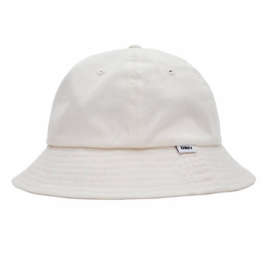 Obey Bold Organic Bucket Hat - Sago