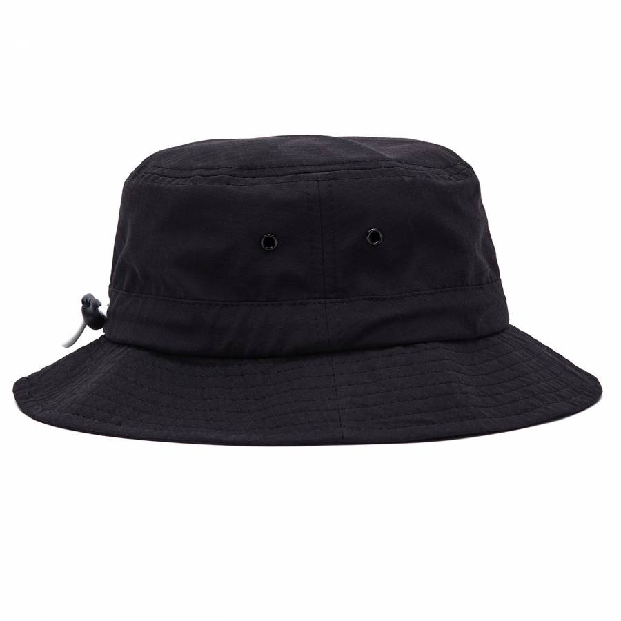 Obey Bold Jazz Bucket Hat - Black