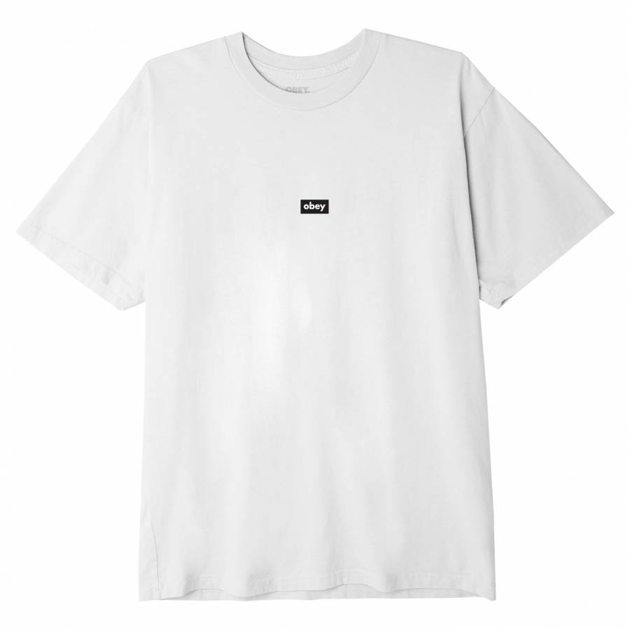 Obey Bar Classic T-shirt - White