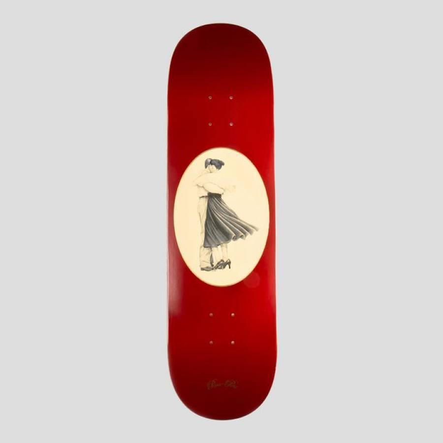 "Pass~Port ""Red"" Dancers Series Deck - 8...."