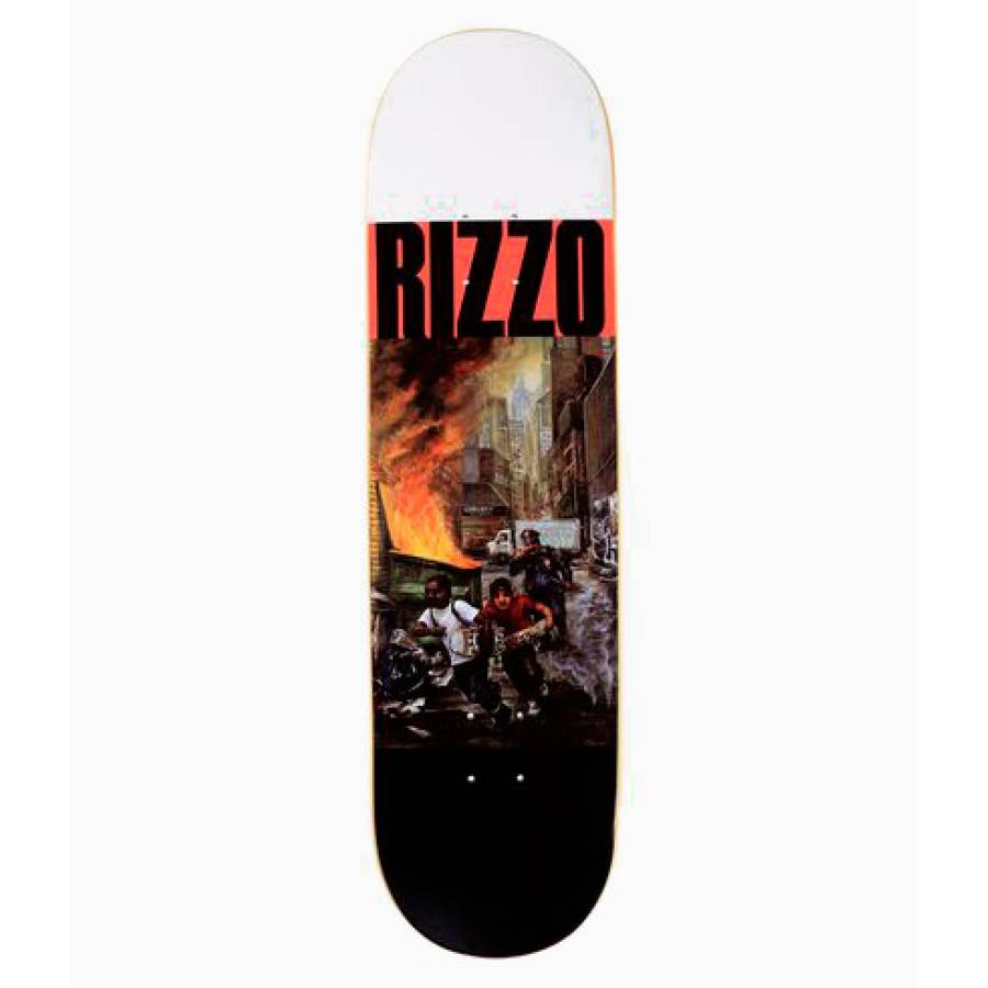 "Quasi Rizzo Run 8.375"" Deck ( MULTI )"