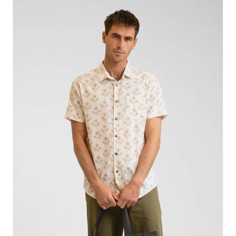 Rhythm Sagebrush S/S Shirt - Dust