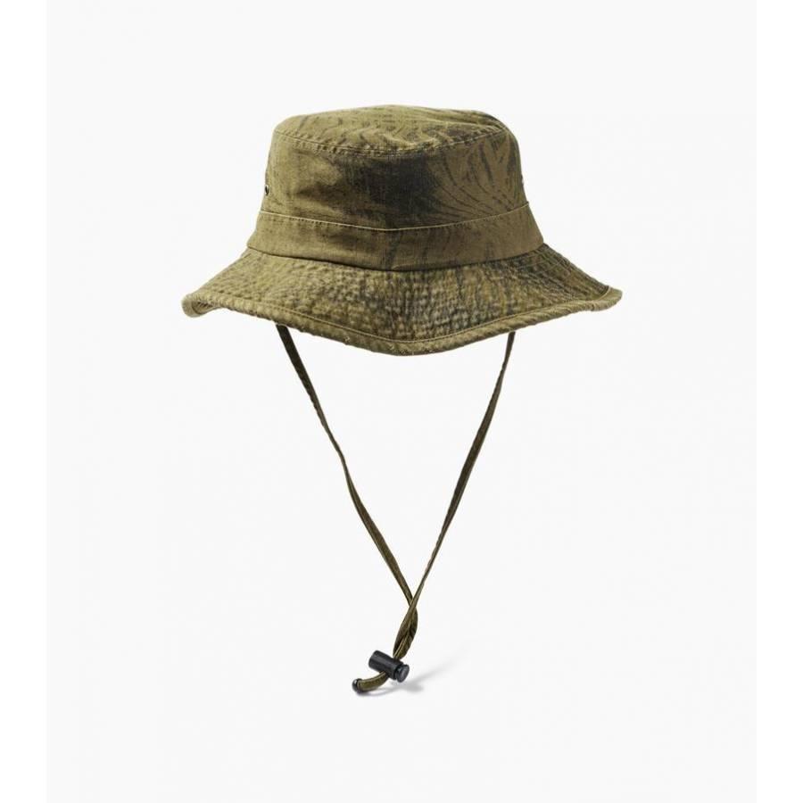 Roark Boonie Safari Hat - Military