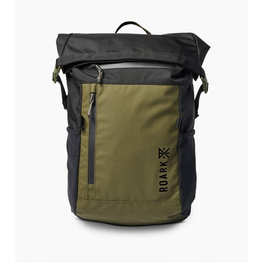 Roark Day Trip Passenger 27L Bag - Black / Militar...