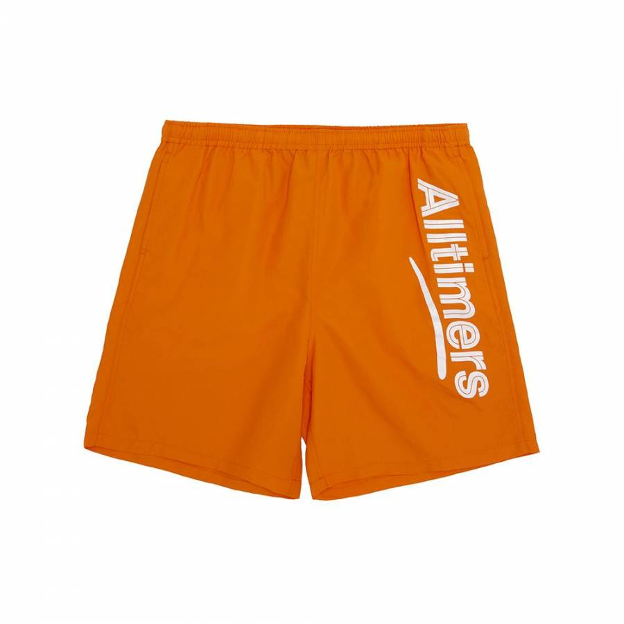 Alltimers Swum Shorts - Orange