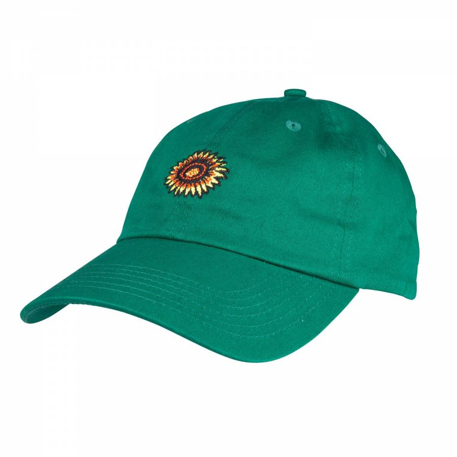 Santa Cruz Sunflower Cap - Evergreen