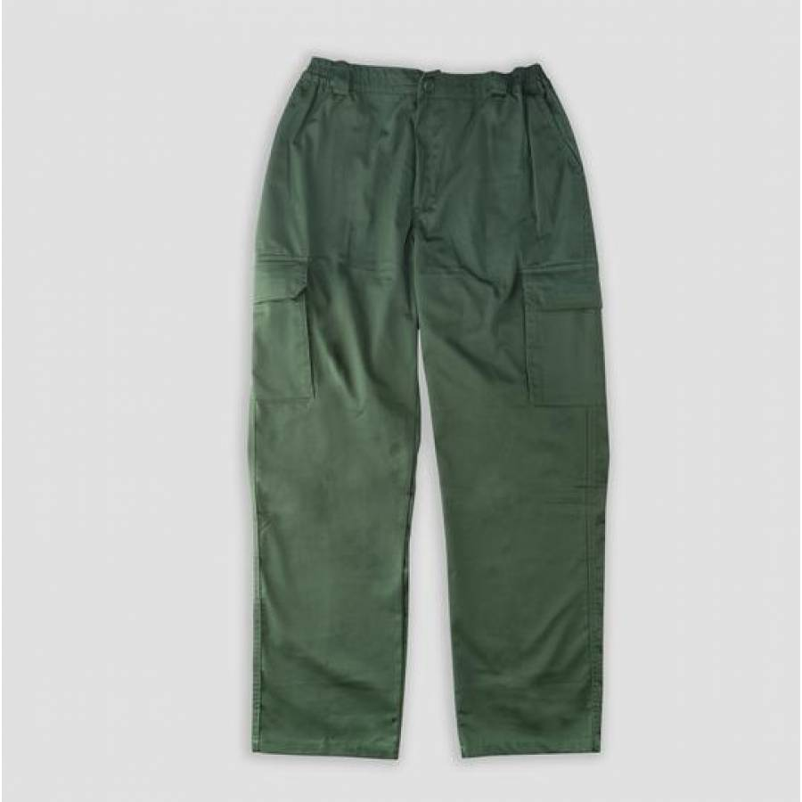 Sour Cargo Pants - Forest Green