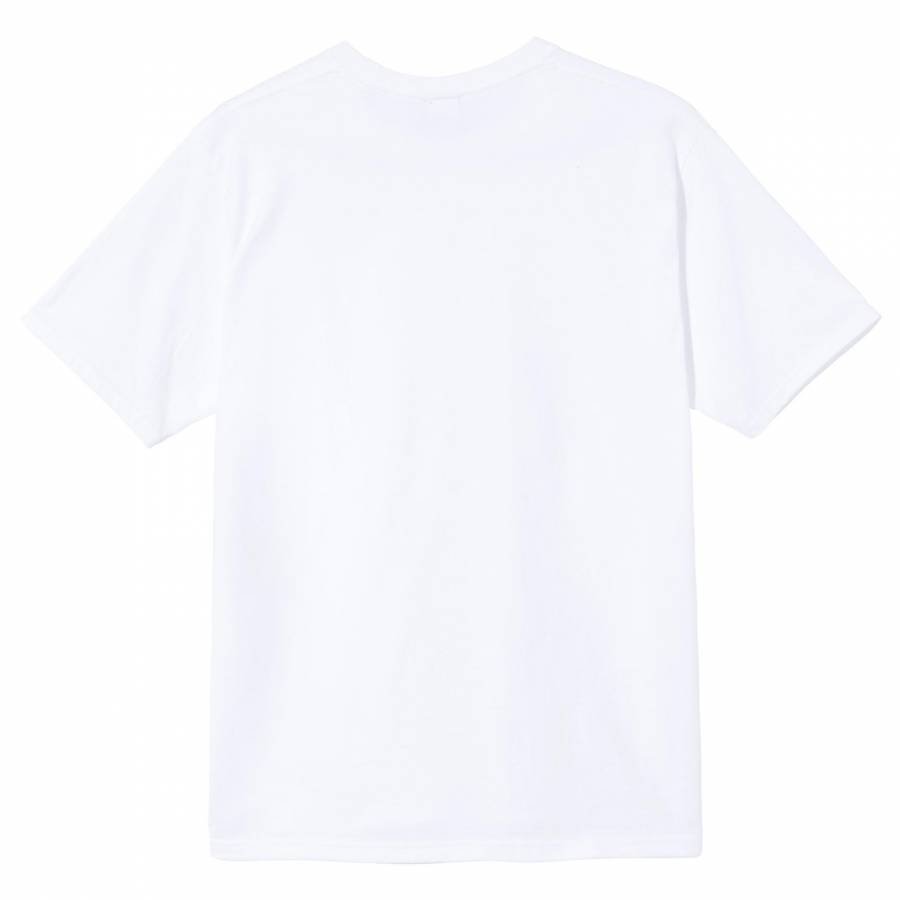 Stussy Matchbook Tee - White