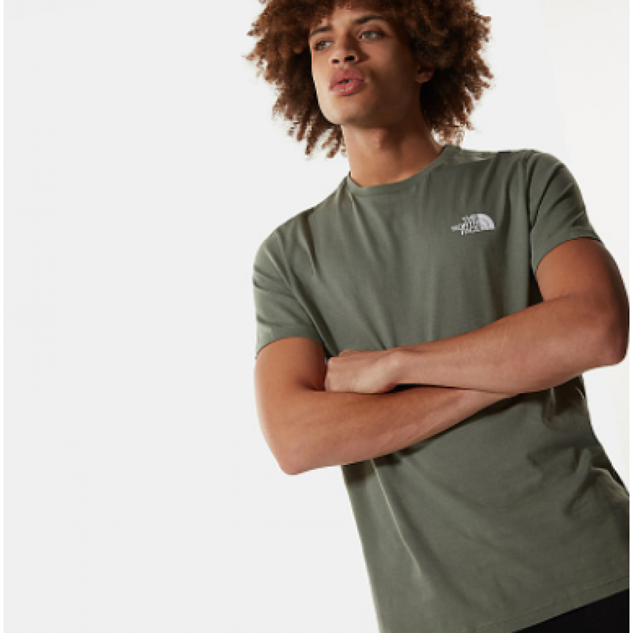 The North Face Dome Simples - Agave Green