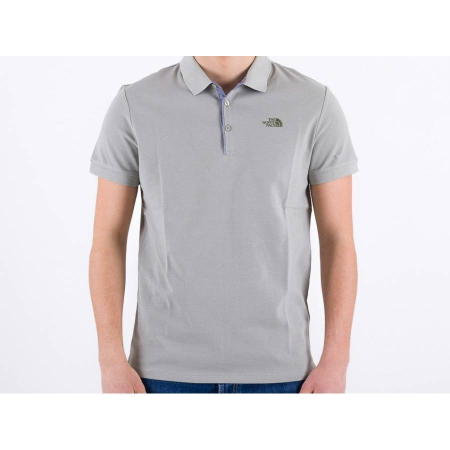 The North Face Polo Piquet - Wrought Iron
