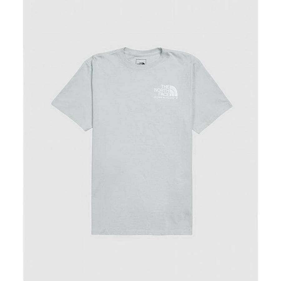 The North Face Coordinates T-shirt - Green Mist