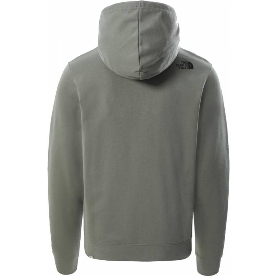 The North Face Open Gate Fz Hoodie Light Agave - Green