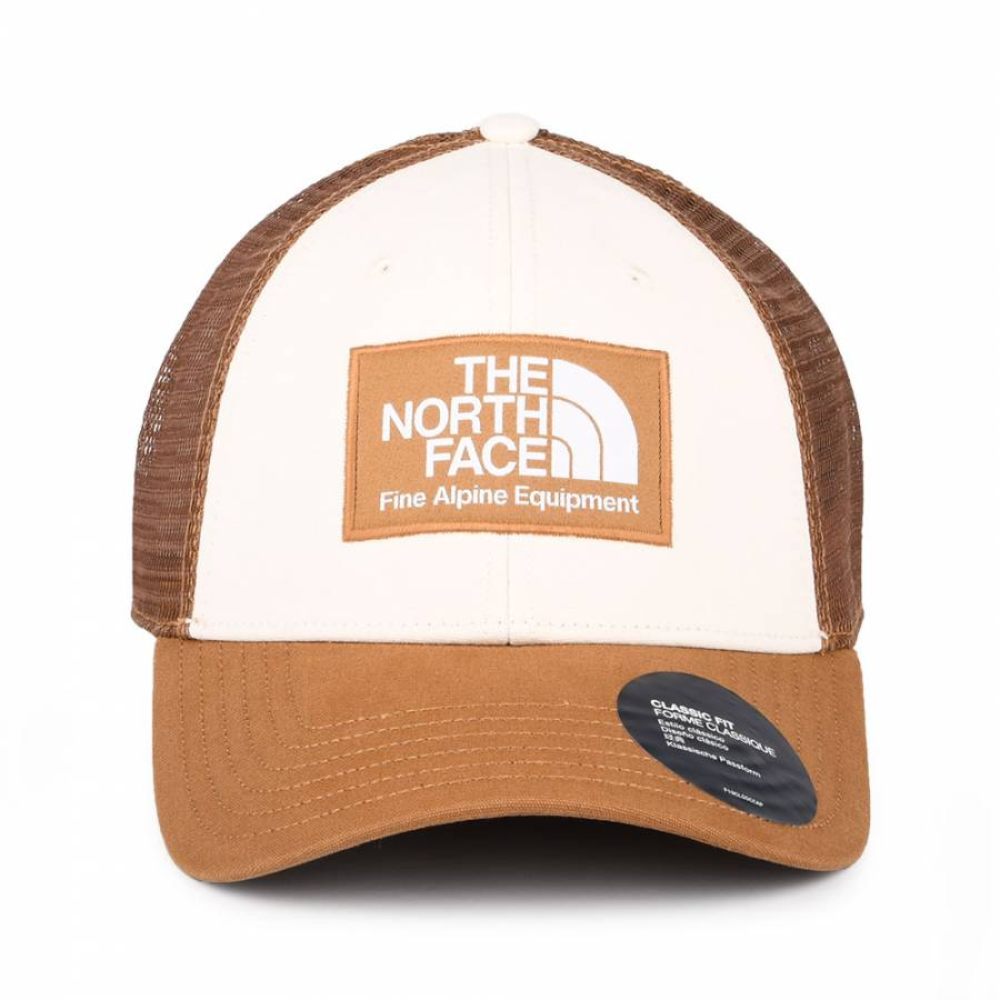 The North Face Mudder Trucker Hat - Utility Brown/...