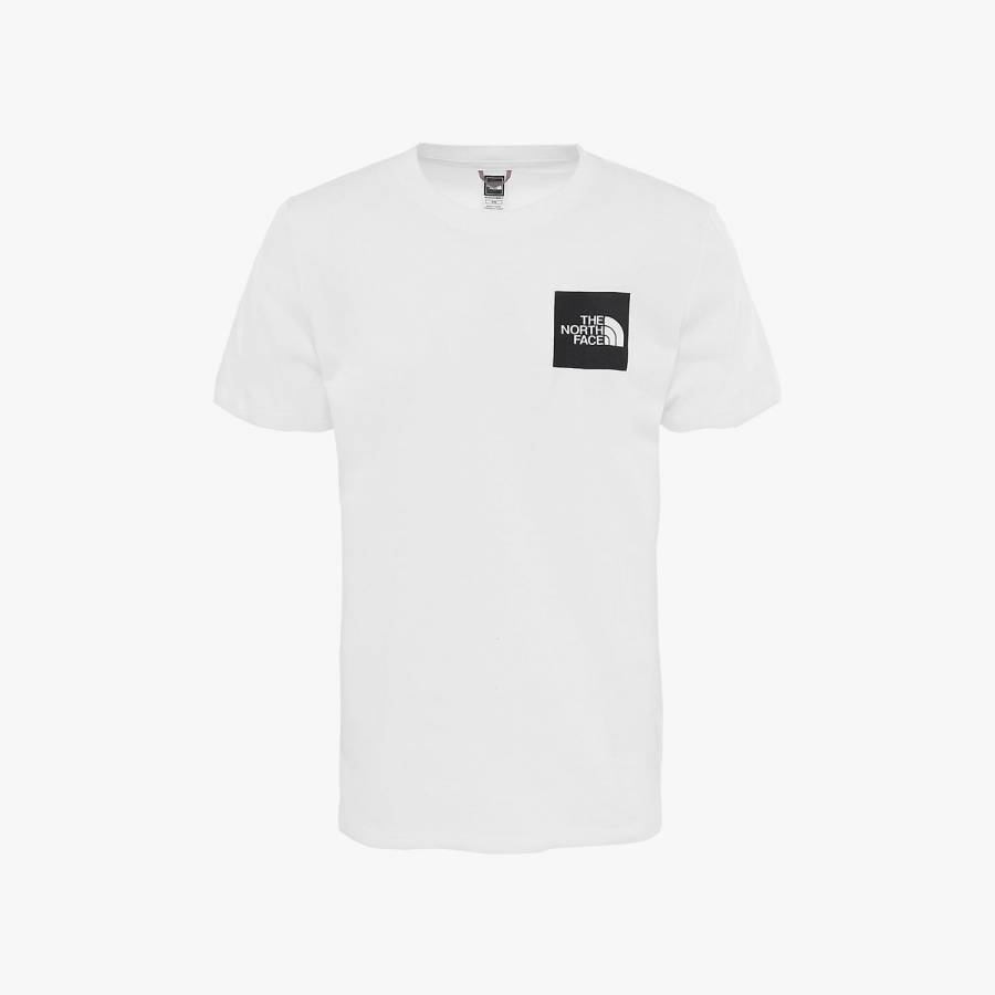 The North Face Fine Tee - TFN White