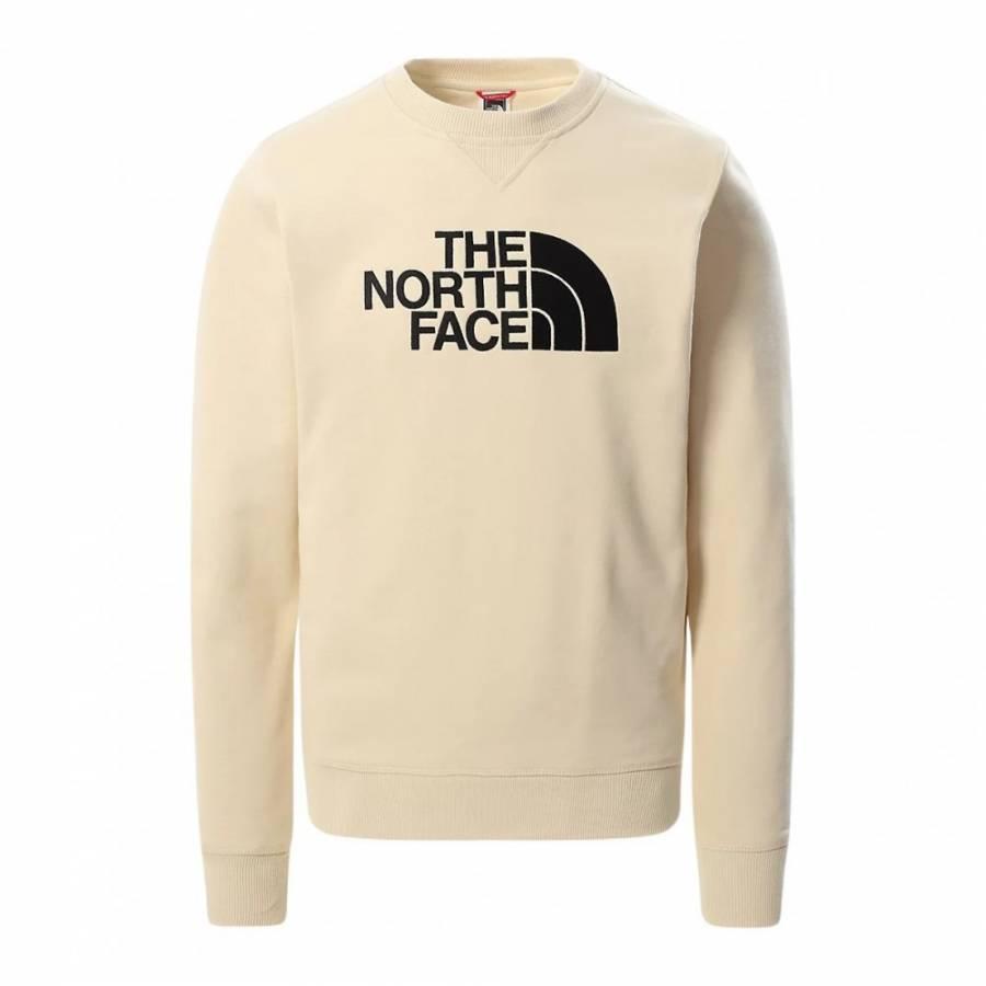 The North Face Sweatshirt Drew Peak Light - BeIge
