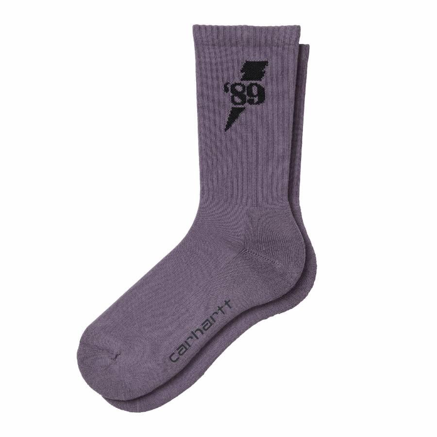 Carhartt Insignia Socks - Provence / Black
