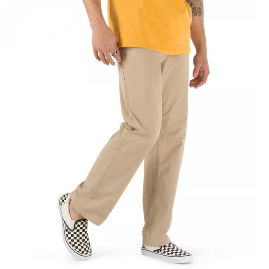 Vans Range Relaxed Elastic Pants - Khaki