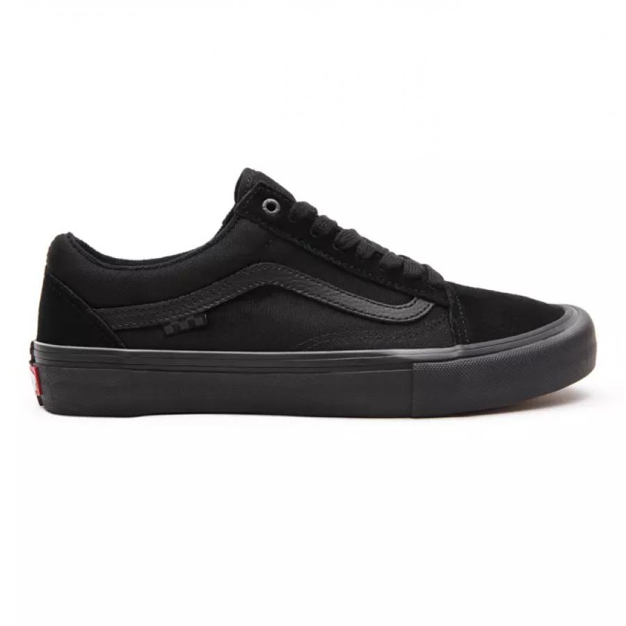 Vans Skate Old Skool - Black / Black